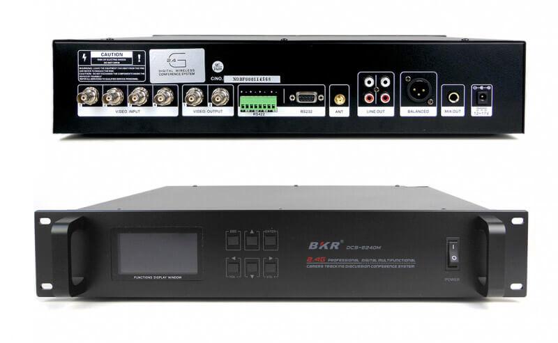 Блок управления BKR DCS-E240M