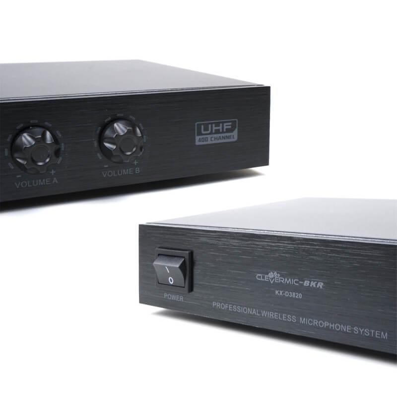 Радиомикрофоны BKR KX-D3820 (два ручных)