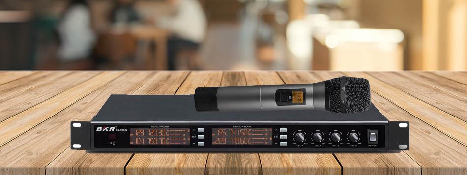 Радиомикрофоны BKR KX-D3924