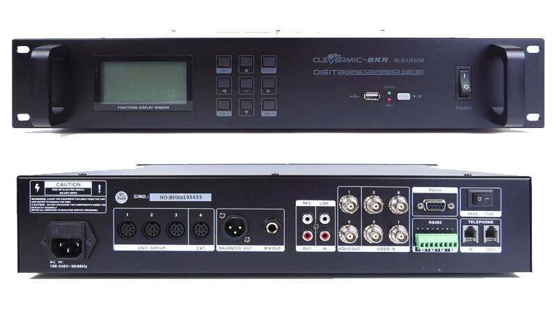 Блок управления BKR BLS-U450M