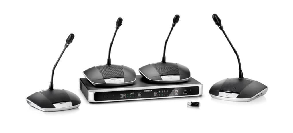 Цифровая дискуссионная система Bosch CCS 1000D
