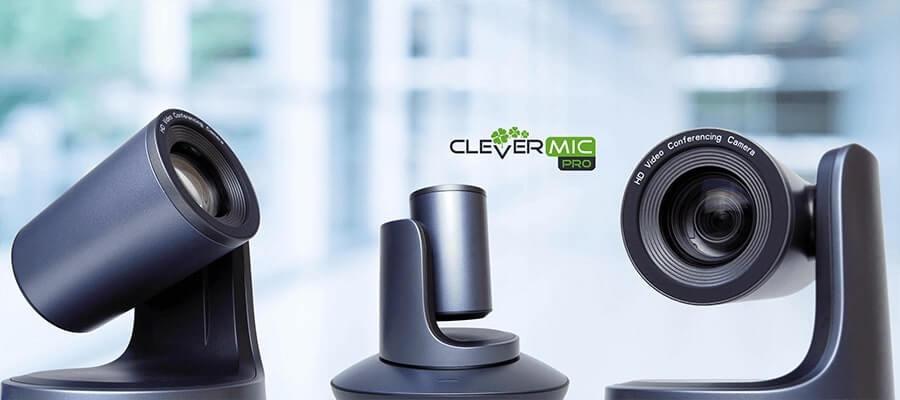 PTZ-камера CleverMic Pro HD PTZ HUSL 12 (20x, HDMI, LAN, SDI, USB3.0)