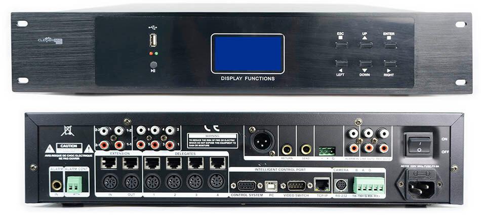 Блок управления CleverMic Pro CP-62