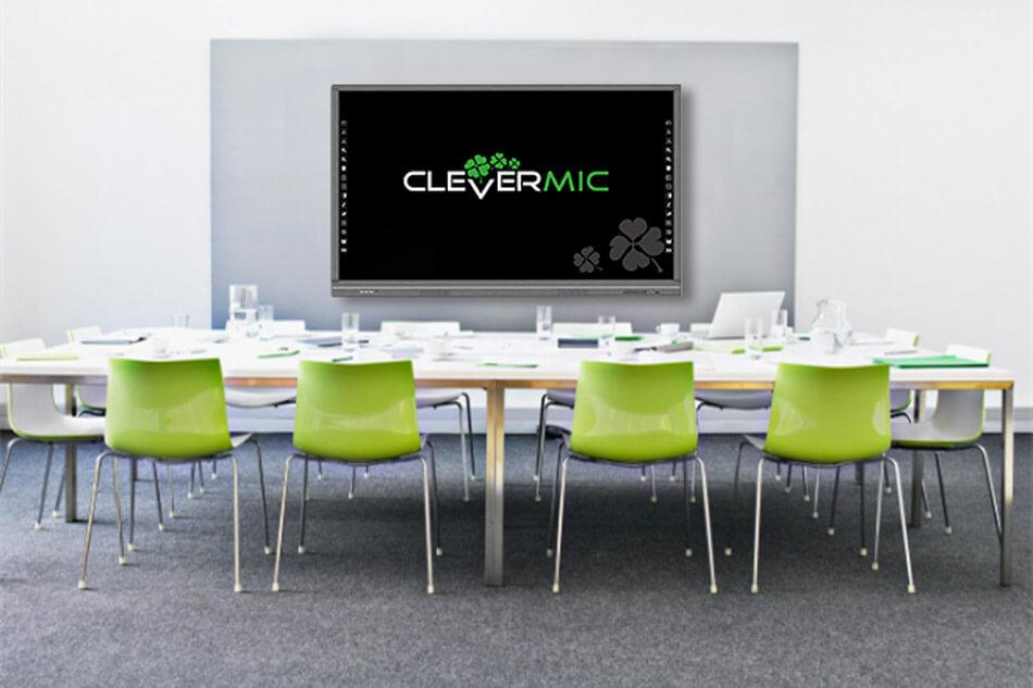 Интерактивная панель CleverMic U65 Standart (4K 65_2