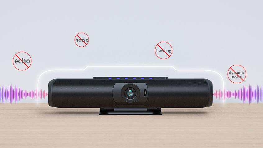 Видеобар FHD с микрофонным массивом