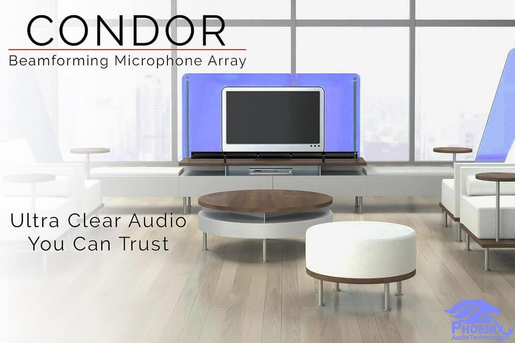 Микрофонный массив Phoenix Audio Condor (MT600)_1