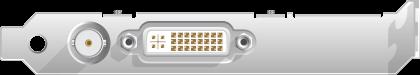 Интерфейсы DVI2PCIe Duo