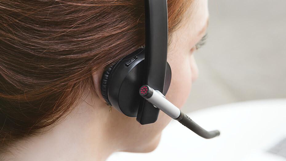 Logitech Wireless Dual H820e