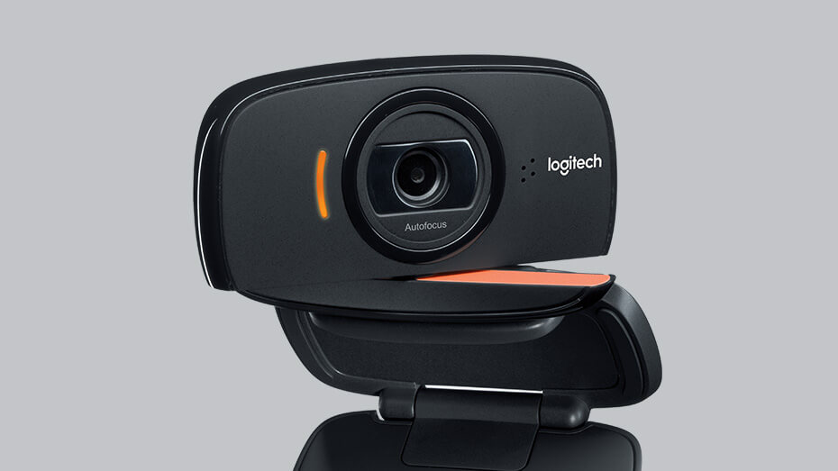Logitech HD Webcam B525 HD