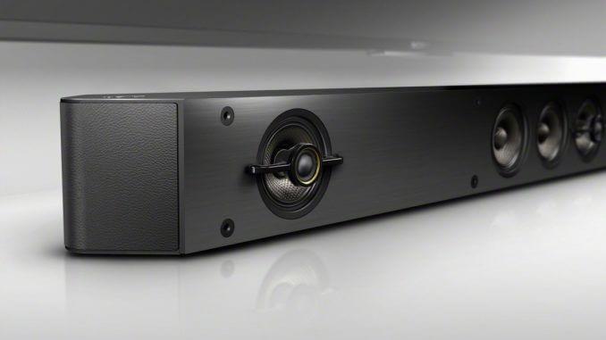 Саундбар Sony HT-ST9  без решетки