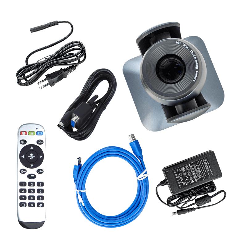 Комплектация камеры TrueConf 1003U2