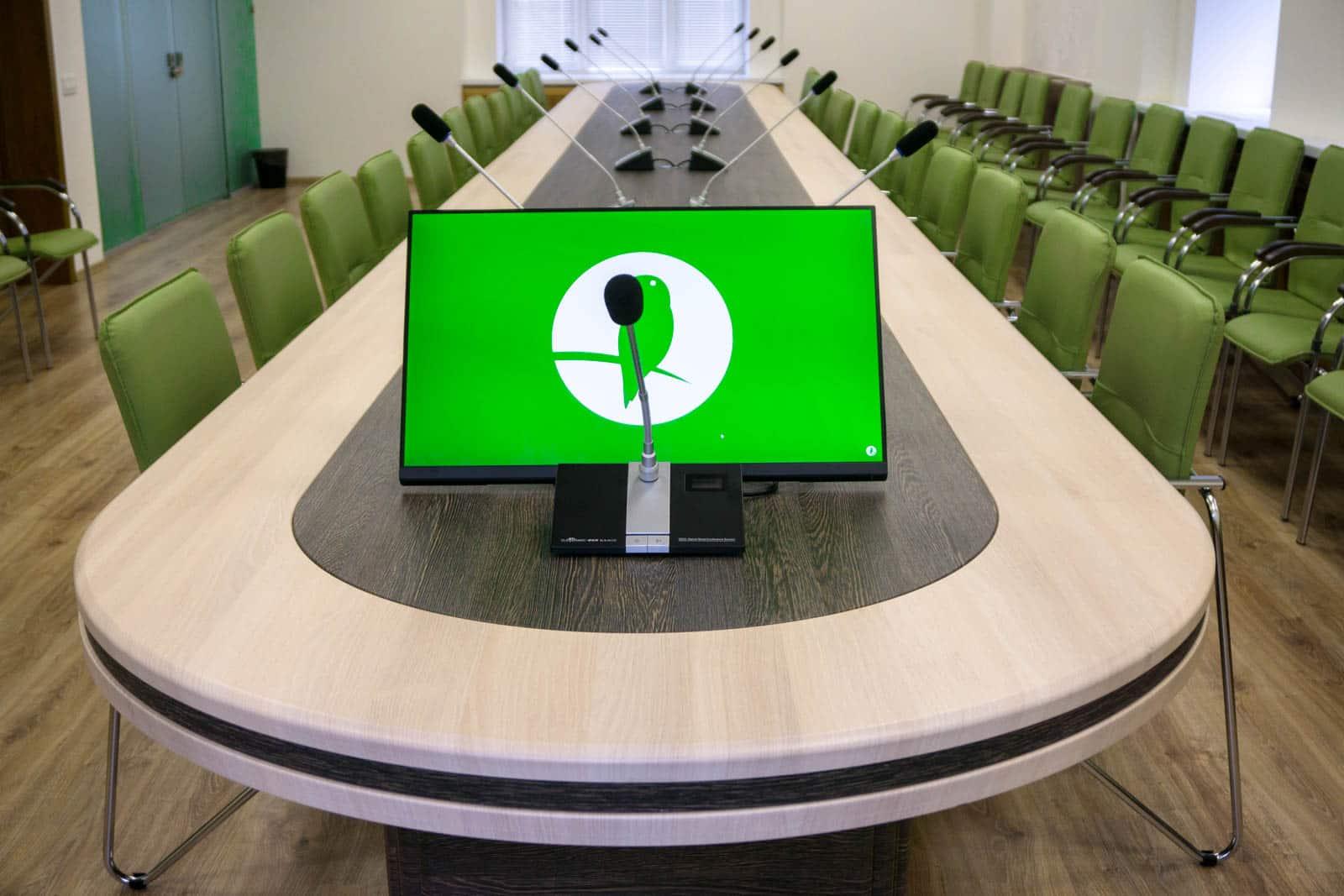 Конференц-залы под ключ РосГеолФонд