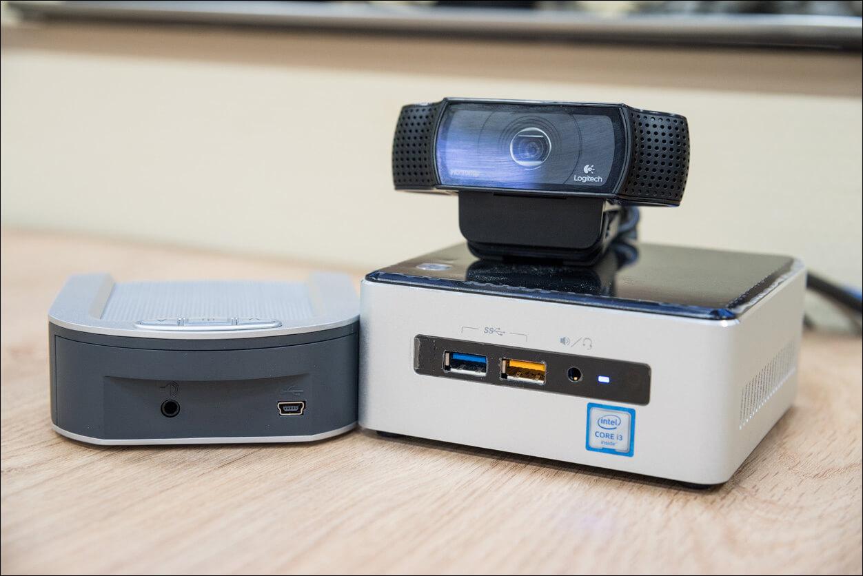 Оборудование для видеоконференций