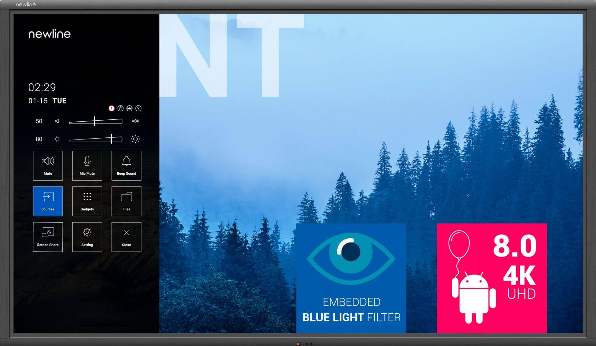 newline NT